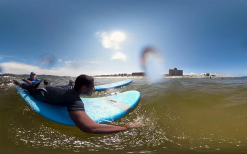 Learn to Surf in Carolina Beach