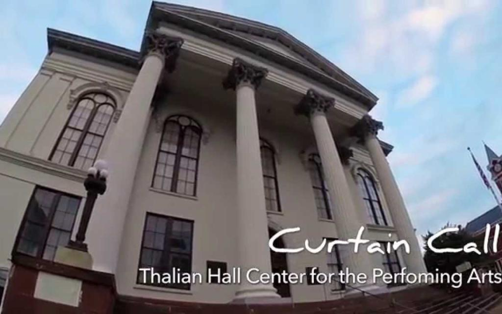 Go With the Flow....Thalian Hall Center for the Performing Arts - Wilmington