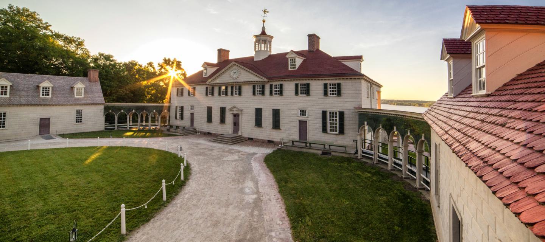 Mount Vernon Sunrise