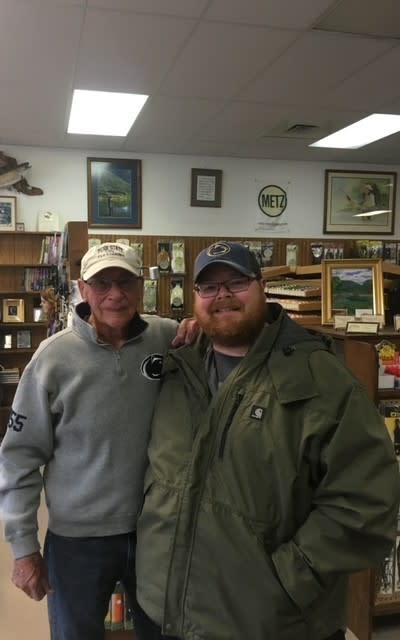 Joe Humphreys Trout Fishing