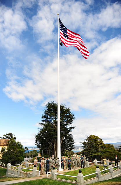 Presidio Flag
