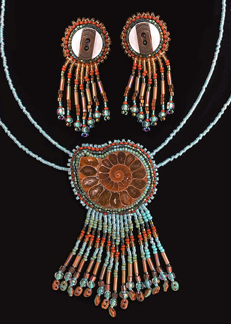 Julienne Jewelry, New Mexico Magazine, 2020 Gift Guide