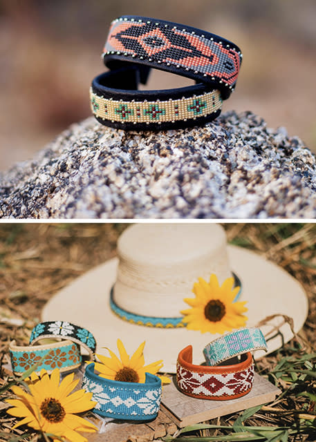 NavaHope Jewelry, New Mexico Magazine, 2020 Gift Guide