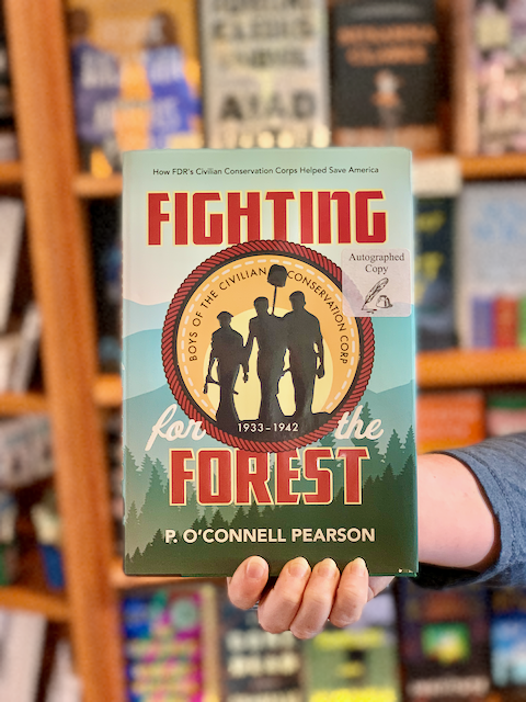 Fighting Forest by P. O'Connell Pearson