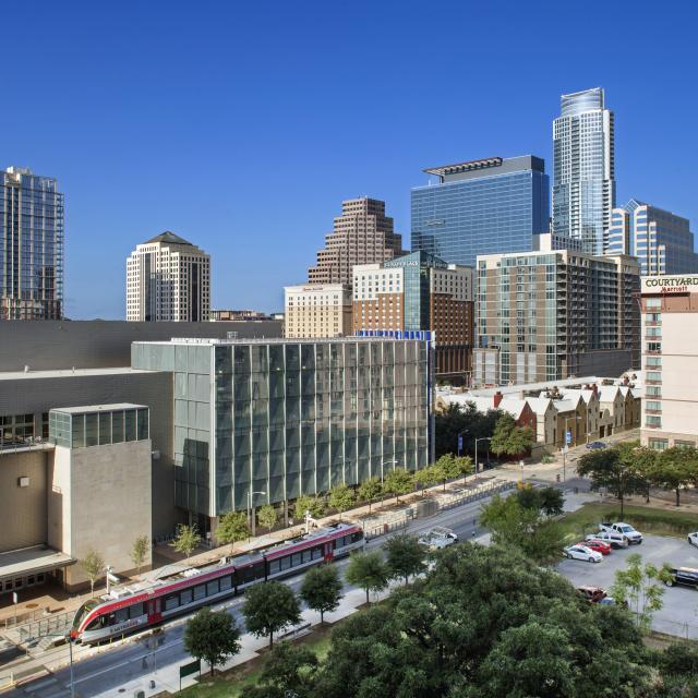 Austin Convention Center | View Floor