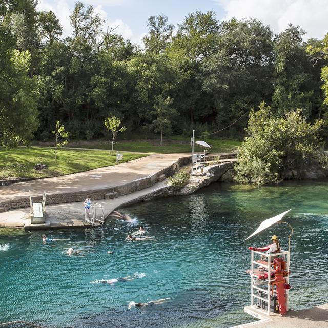 Swimming Holes | Austin, TX Natural Pools, Springs, Splash Pads & More