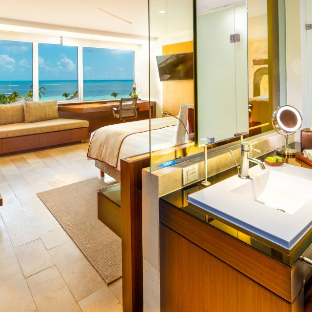 Luxury Room with Ocean View