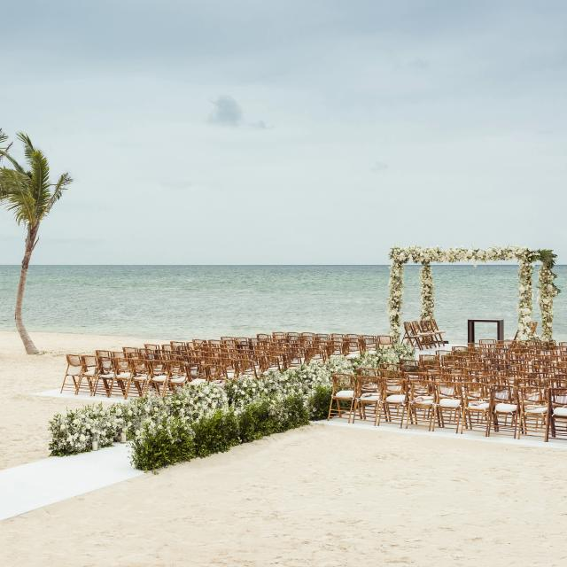 Mayakoba Beach Ceremony