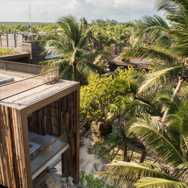 Be Tulum Hotel Beachfront