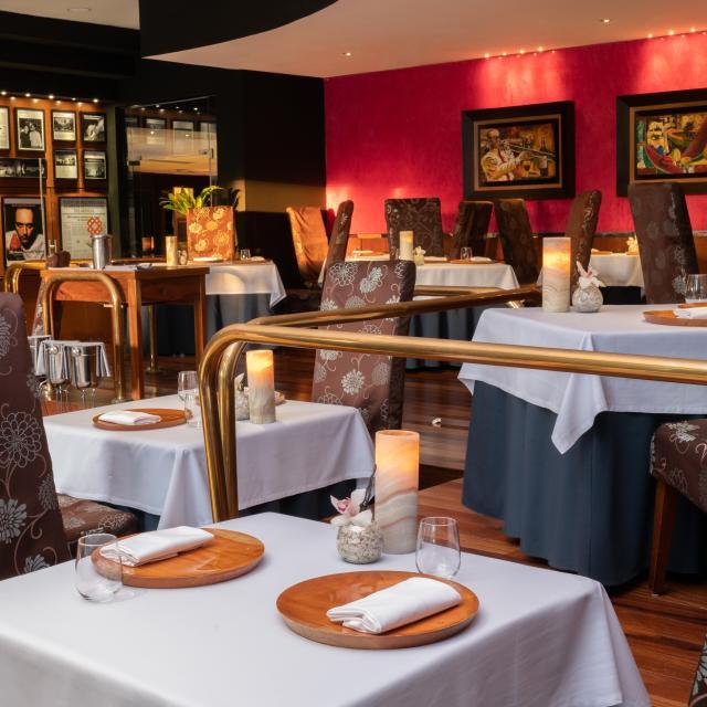 Benazuza Restaurant Interior