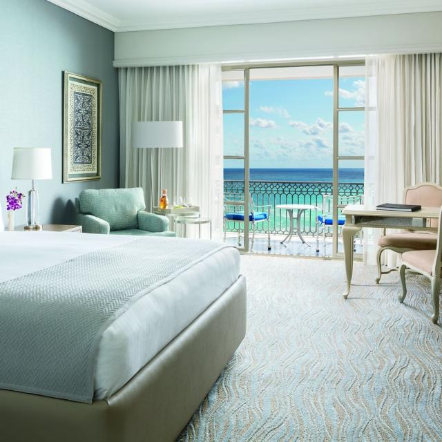 Hotel Room with Ocean View