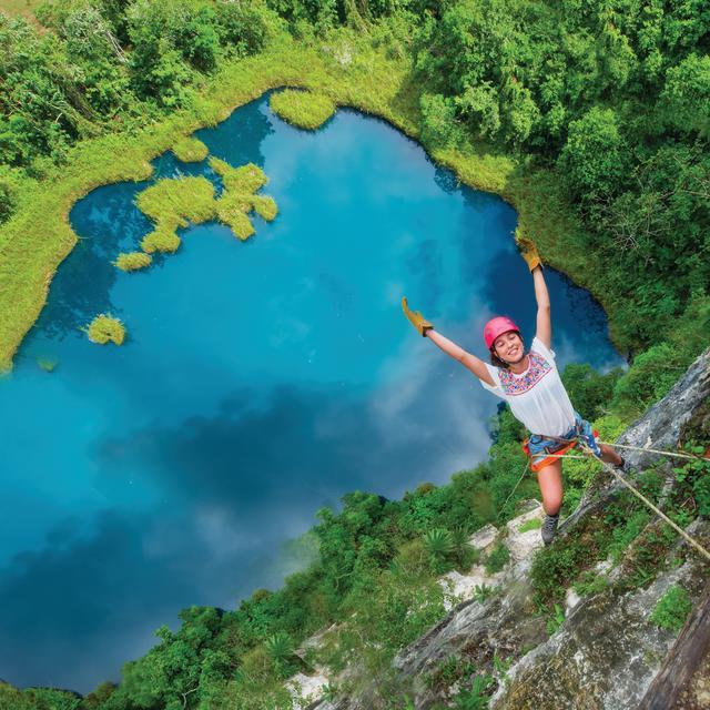 Cenote Cocodrilo Dorado