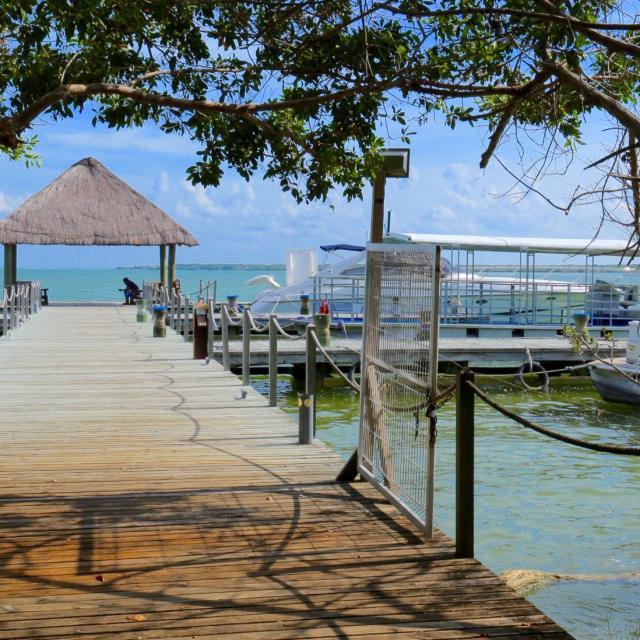 Chetumal Docks