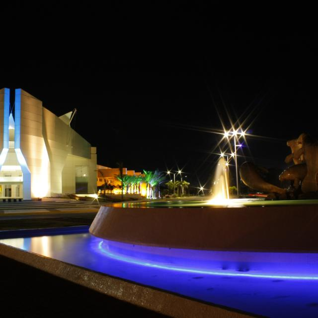 Chetumal Fountain