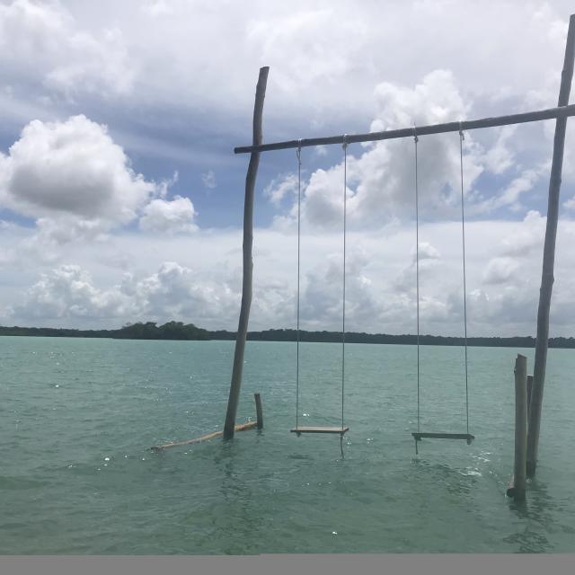 Chetumal - Laguna Milagros 02