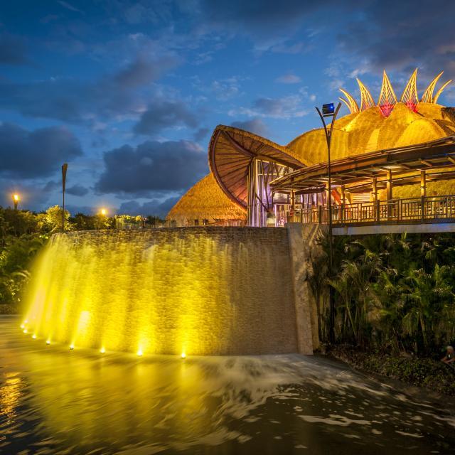 Cirque du Soleil JOYA - Theatre Outside View