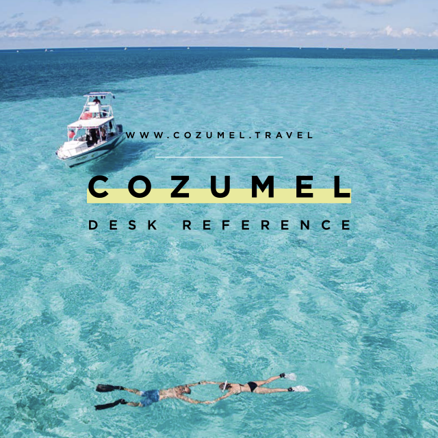 Cozumel Desk Reference - Eng - Cover