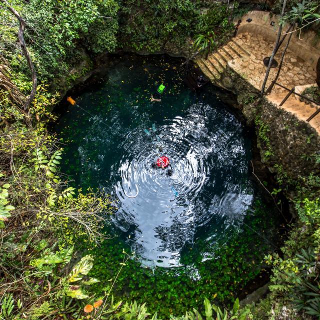 Open Cenote