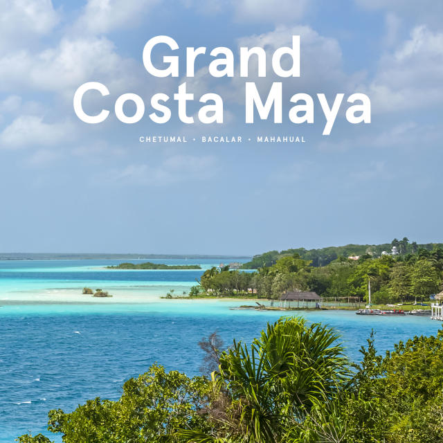 Travesías Grand Costa Maya - Portada