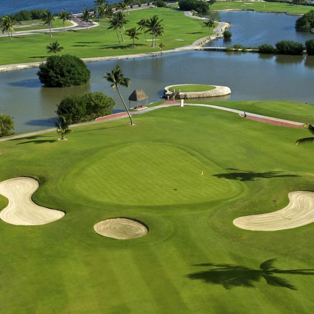 Iberostar Golf Aerial