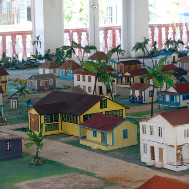 Miniature Village