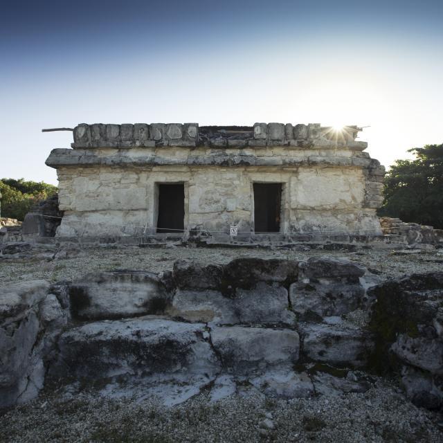 San Miguelito Ruins