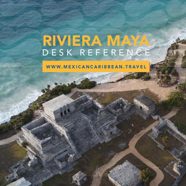 Riviera Maya - Desk reference 2020