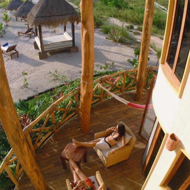 Terraza Master Suite View