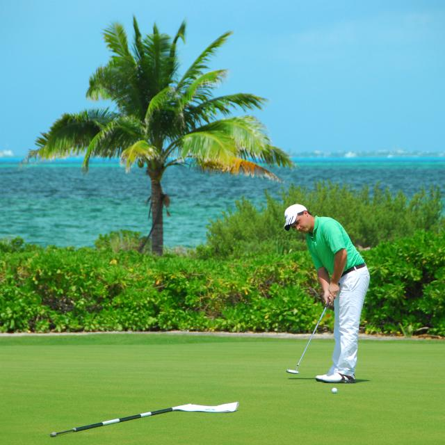 Playa Mujeres Cancun Golf
