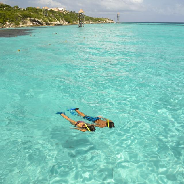 Isla Mujeres Snorkelers