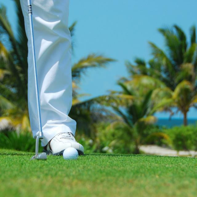 Golf Cancun