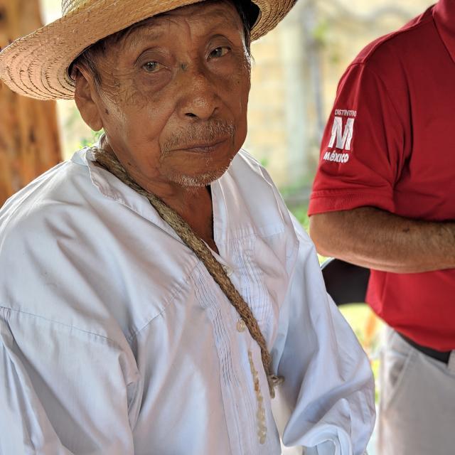 Don Cresencio Pat Portrait