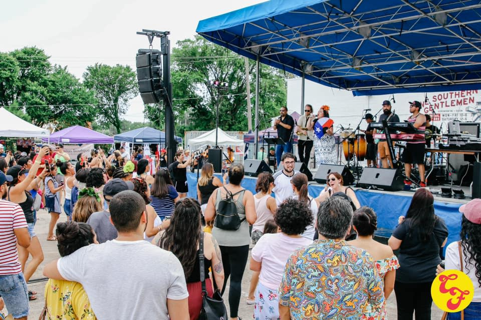 Chingona Fest Texas music festival in Austin Texas