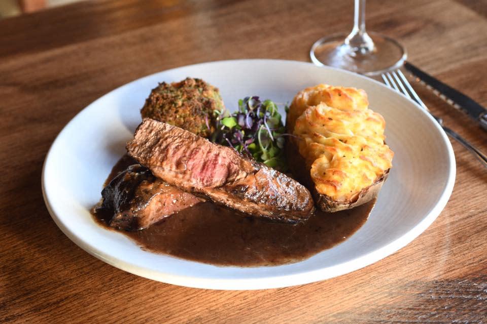 Cuisine and Wine Bistro - Steak
