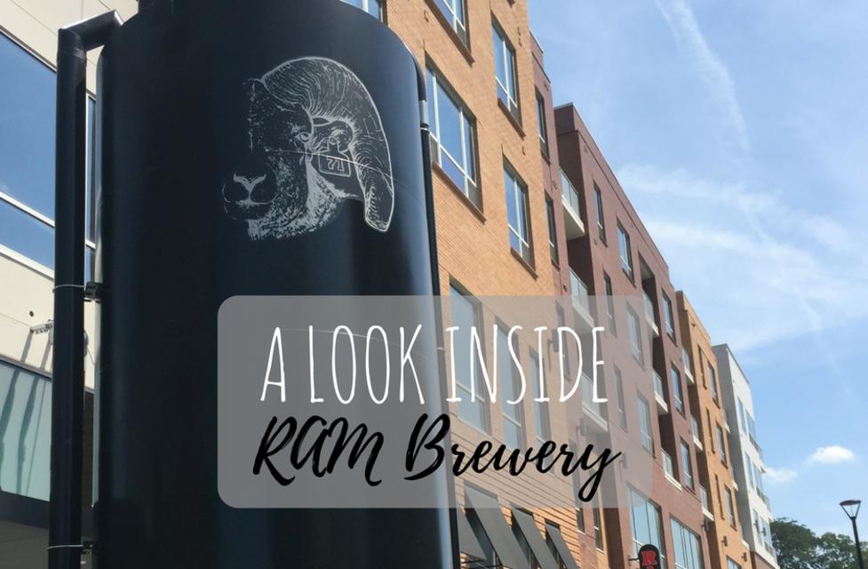A Look Inside Ram Restaurant Brewery
