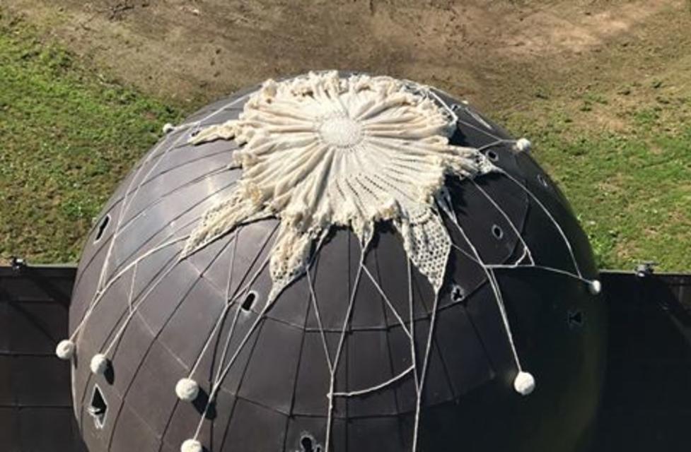 Parachute For Art Project