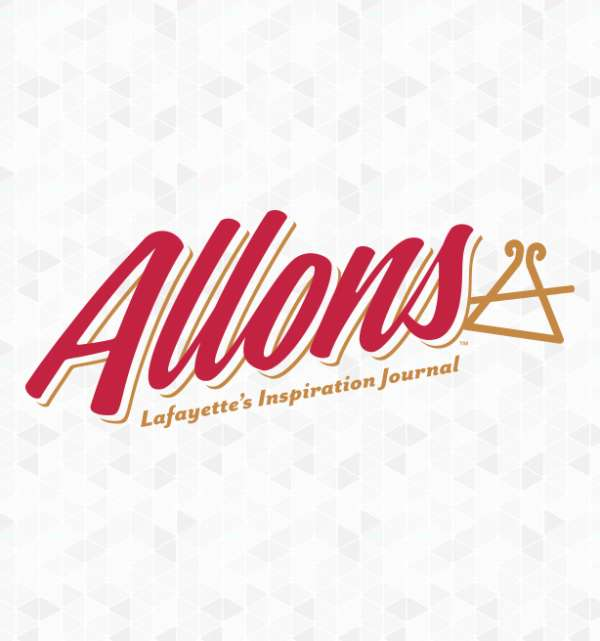 Allons - Lafayette's Inspiration Guide