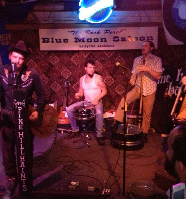 Pine Hill Haints at Blue Moon Saloon