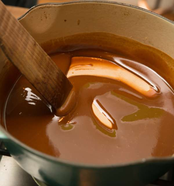 Stirring Roux