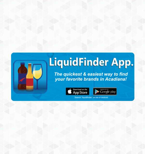 Eat Lafayete Sponsor: Liquid Finder App