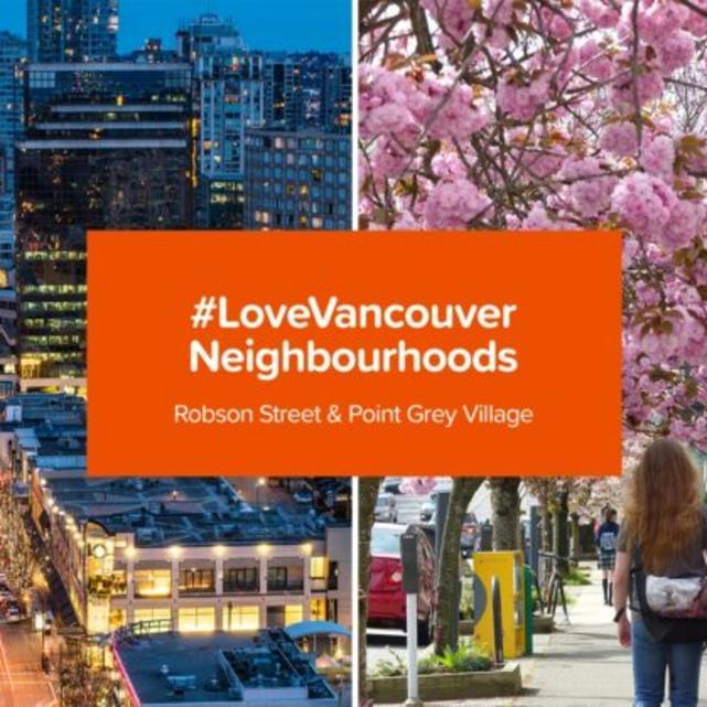 #LoveVancouver Neighbourhoods