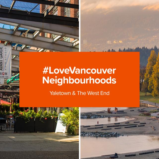 Yaletown and West End