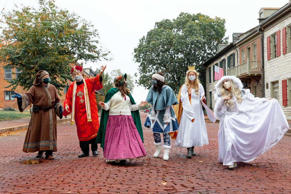Saint Charles Christmas 2021 St Charles Christmas Traditions Festivals In St Charles