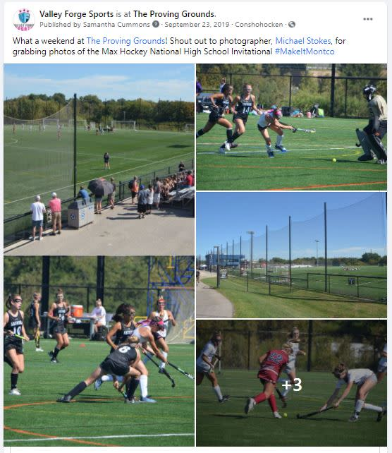 Sports Social