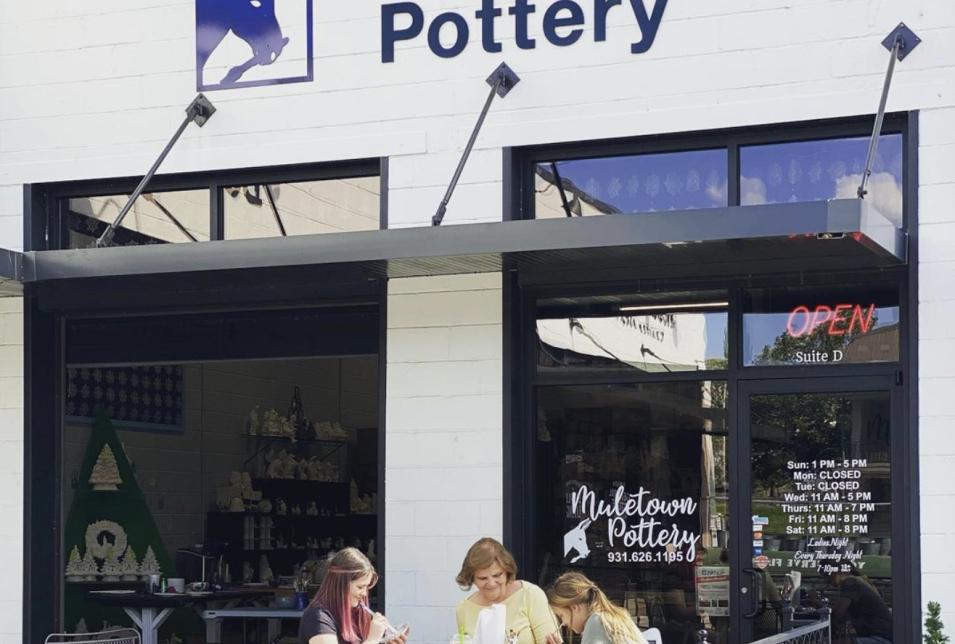 Muletown Pottery