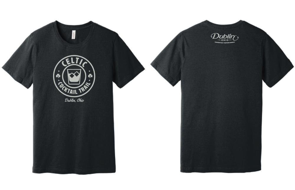 2021 Celtic Cocktail Trail T-shirt Prize