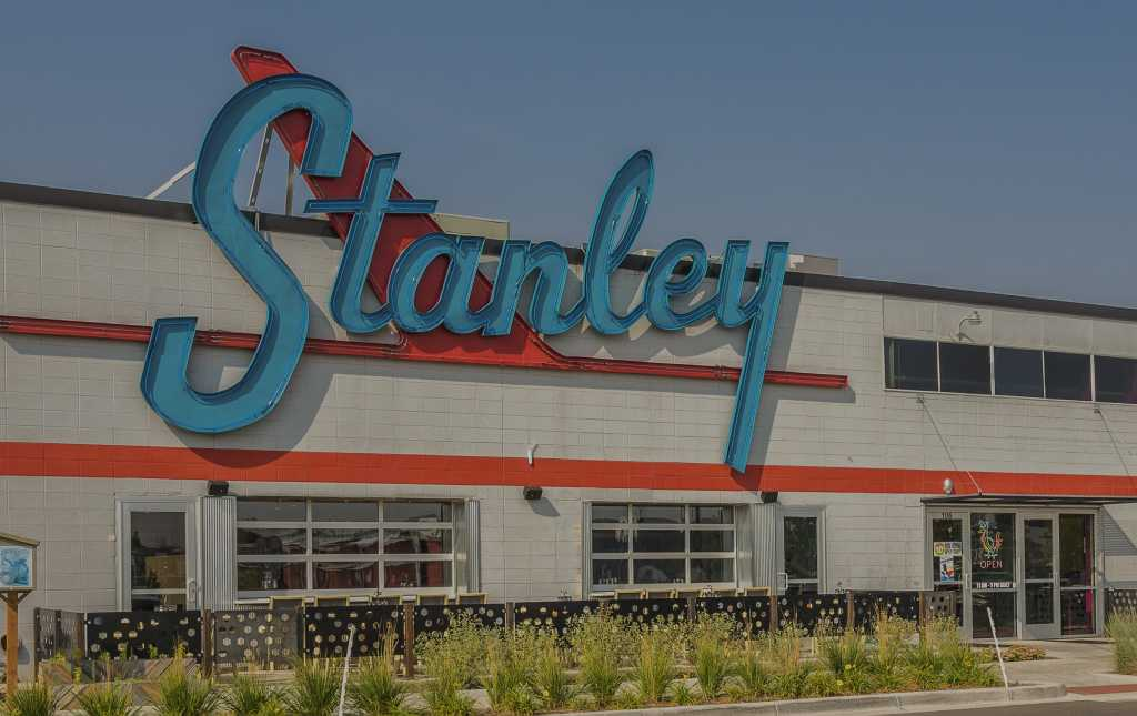 Stanley Marketplace Honors Its Aviation History