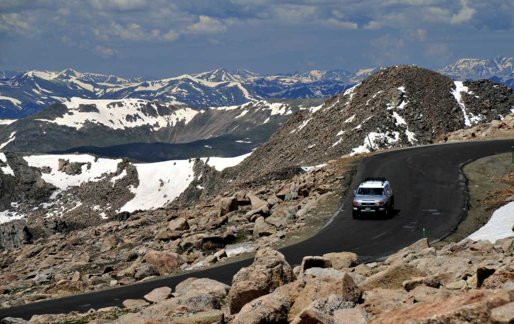 Colorado Day Trips - Mount Evans | VISIT DENVER