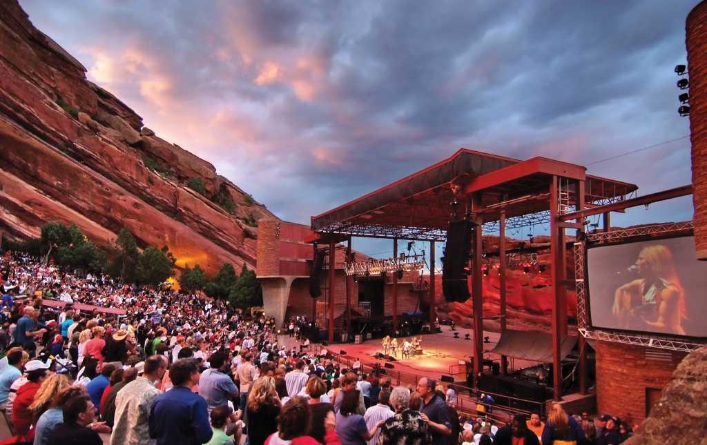If Madison Were Colorado Springs Wed Be >> 2019 Denver Summer Concerts Festivals Visit Denver