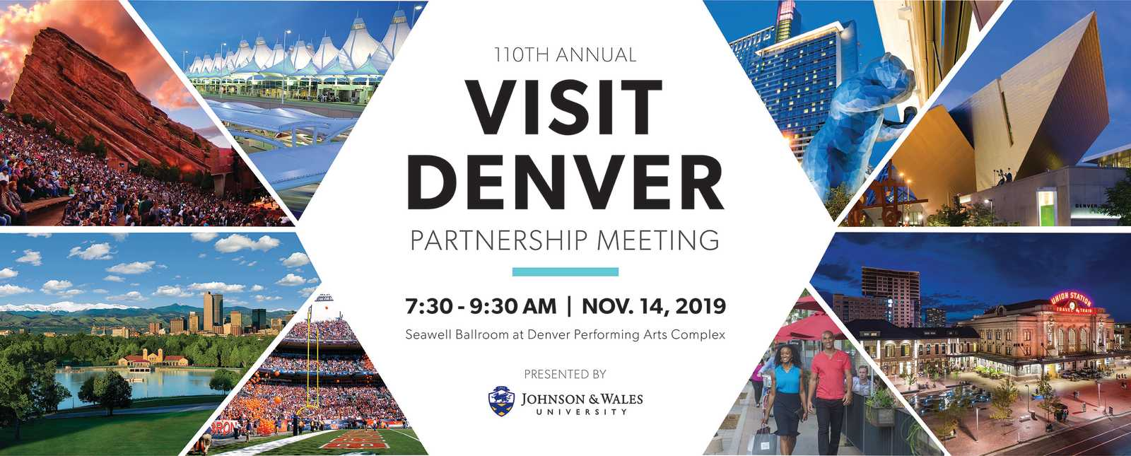 110 Annual Meeting 2019 Nov. 14 at 7:30 am